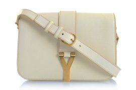 Try Yves Saint Laurent for a chic little shoulder bag