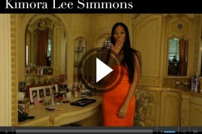 Check out Kimora Lee Simmons' closet, including a bevy Birkins