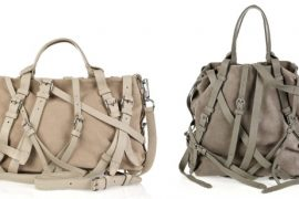 Do you like Alexander Wang's new strappy bags?