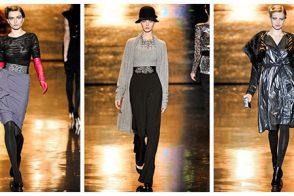 Mercedes-Benz Fashion Week New York: Badgley Mischka Fall 2011