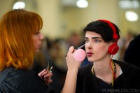 Behind The Scenes: Oscar de la Renta Fashion Show (10)