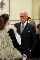 Behind The Scenes: Oscar de la Renta Fashion Show (11)