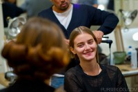 Behind The Scenes: Oscar de la Renta Fashion Show (12)