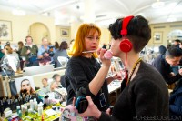 Behind The Scenes: Oscar de la Renta Fashion Show (18)