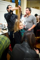Behind The Scenes: Oscar de la Renta Fashion Show (19)
