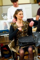 Behind The Scenes: Oscar de la Renta Fashion Show (22)