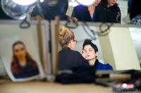 Behind The Scenes: Oscar de la Renta Fashion Show (3)