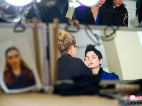 Behind The Scenes: Oscar de la Renta Fashion Show (3)