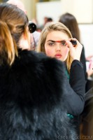 Behind The Scenes: Oscar de la Renta Fashion Show (6)