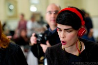 Behind The Scenes: Oscar de la Renta Fashion Show (9)