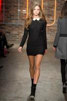 Mercedes-Benz Fashion Week NY - DKNY FW 2011-12