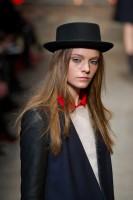 Mercedes-Benz Fashion Week NY - DKNY FW 2011-16