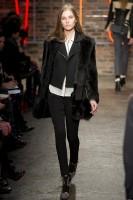 Mercedes-Benz Fashion Week NY - DKNY FW 2011-8