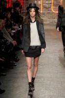 Mercedes-Benz Fashion Week NY - DKNY FW 2011-9