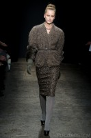 Mercedes-Benz Fashion Week NY - Donna Karan FW 2011-44