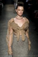 Mercedes-Benz Fashion Week NY - Donna Karan FW 2011-47