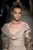 Mercedes-Benz Fashion Week NY - Donna Karan FW 2011-71