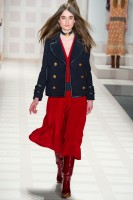 Mercedes-Benz Fashion Week NY - Tory Burch FW 2011-2