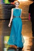 Mercedes-Benz Fashion Week New York- Badgley Mischka Fall 2011 (4)