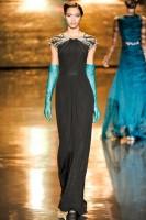 Mercedes-Benz Fashion Week New York- Badgley Mischka Fall 2011 (5)