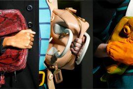 Fashion Week Handbags: Prada Fall 2011
