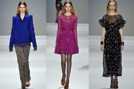 Mercedes-Benz Fashion Week New York: Rebecca Taylor Fall 2011