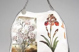 Fill in the blank: The Stella McCartney Botantical-Print Tote is…
