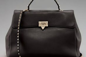 I've finally come around to at least one of Valentino's spring bags