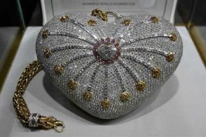 The World's Most Expensive Purse: $3.8 million