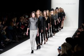 Mercedes-Benz Fashion Week New York: Rebecca Minkoff F/W 2011