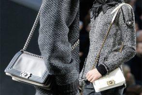 Fashion Week Handbags: Chanel Fall 2011
