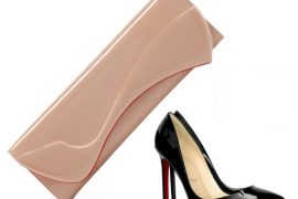 Christian Louboutin turns his Pigalle into a clutch