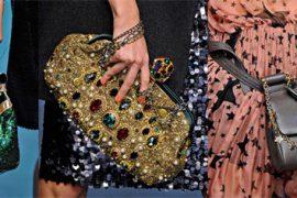 Fashion Week Handbags: Dolce & Gabbana Fall 2011