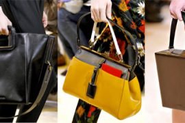 Fashion Week Handbags: Jil Sander Fall 2011