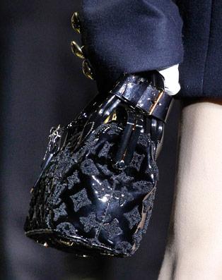 fashion week handbags louis vuitton fall 2011 purseblog