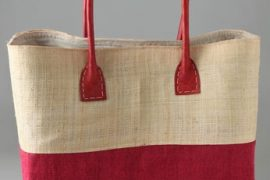 This Mar Y Sol tote is the kind of beach bag I can get behind