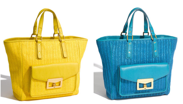 ea731d29965d Brands My favorite Marc by Marc Jacobs Spring 2011 bag has finally arrived!