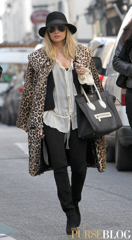 celine phantom bag for sale - Who's that girl with her Celine Luggage Tote? - PurseBlog