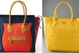 Bag Battle: Celine vs DSQUARED2
