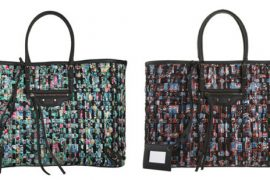 Fill in the blank: The Balenciaga Papier Cannage Imprime Totes are….