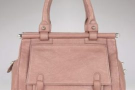 CC Skye's pink tote is an ideal spring basic