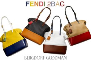 Fendi 2Bag Event at Bergdorfs
