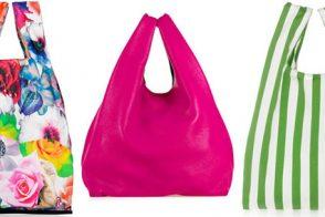 Bag Battle: Jil Sander Spring Market Bags