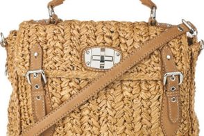 Would you splurge on a raffia bag?