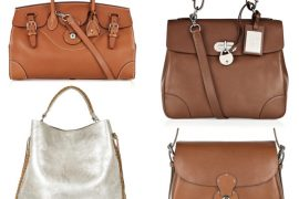 Ralph Lauren Collection handbags debut at Net-a-Porter