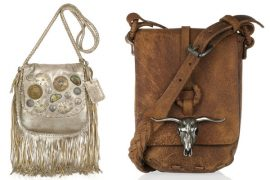 And now for Ralph Lauren Collection's weirder bags…
