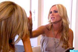 "RHOC: ""Did you just call her Jesus Barbie?"""