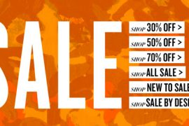 Check out the new arrivals at the ShopBop sale!