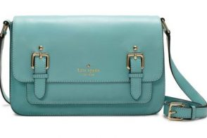 Kate Spade's Essex Scout, now in beautiful blue