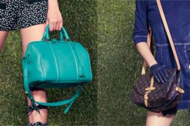 Louis Vuitton is Vespa-ready for Resort 2012